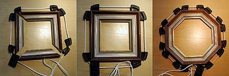 bilderrahmen selber bauen mit dem nobex promaster rahmen shopper s bilderrahmen. Black Bedroom Furniture Sets. Home Design Ideas