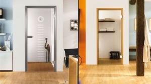 t rrahmen lassen sich auch mit bilderrahmen abstimmen. Black Bedroom Furniture Sets. Home Design Ideas