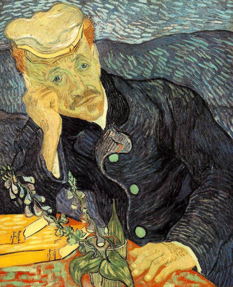 Vincent van Gogh Portrait von Dr. Gachet