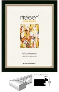 Nielsen Omega schwarz