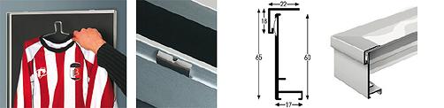 FrameBox von Nielsen, Detailansicht