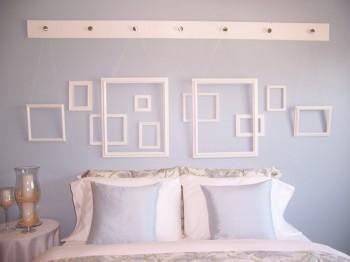 Leere Bilderrahmen Dekorieren mit alten, leeren bilderrahmen wände dekorieren - rahmen-shopper´s